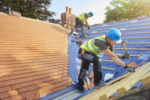 <b>Roofers</b> in Pontefract