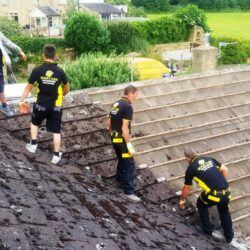 Hump Roof Repairs Experts